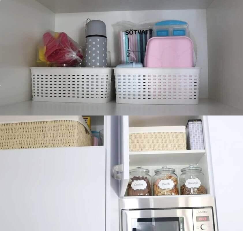 шкафчики полировка снаружи и внутри